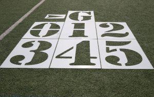 Football Number Kits