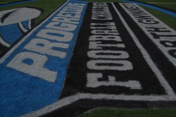 Football Midfield Logo